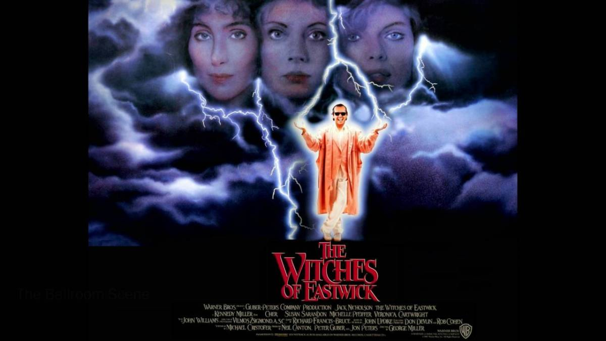 The Witches Of Eastwick Eerie Dark And Raunchy Review Ghouliejoe